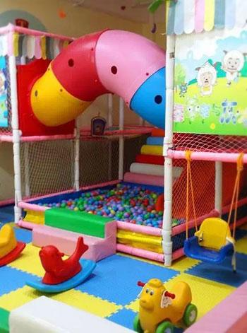 托马斯学习馆武汉校-儿童乐园