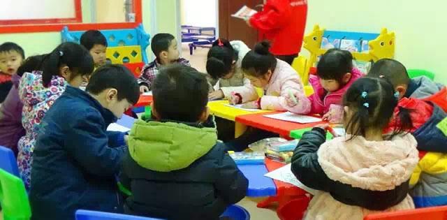 托马斯学习馆武汉校-阅览室