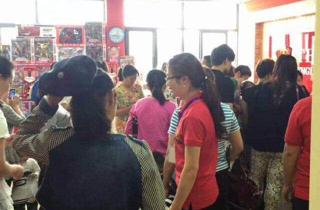 托马斯学习馆杭州校-开业到访盛况