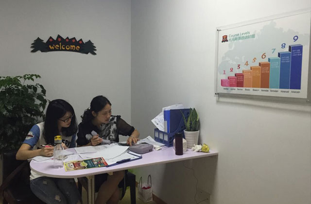 托马斯学习馆杭州校-开业备战