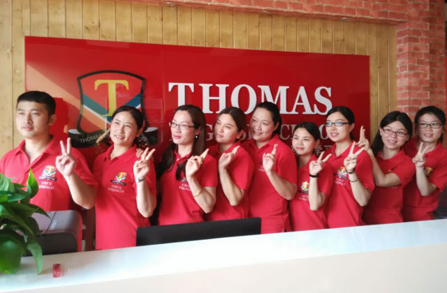 托马斯学习馆杭州校-老师