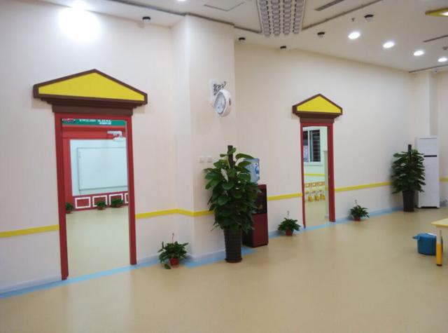 托马斯学习馆秦皇岛校-明亮的教室