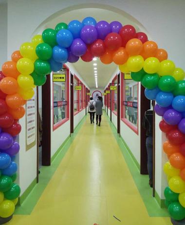 托马斯学习馆赤峰校-教室间长廊
