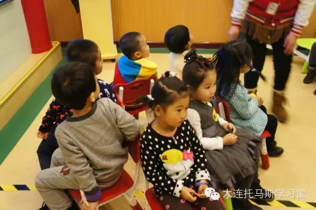 托马斯学习馆大连校-圣诞节活动