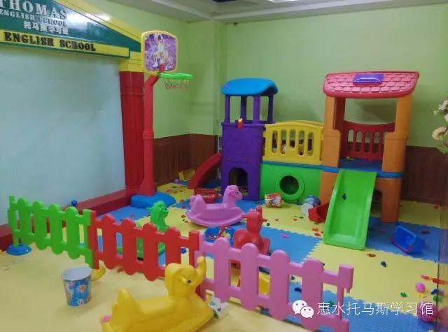 托马斯学习馆惠水校-活动室