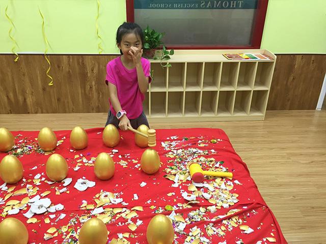 郑州托马斯学习馆棉纺路校-开业活动