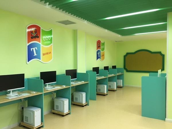托马斯学习馆鞍山校区-精美环境