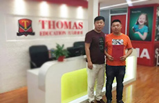 【联盟快报】泰州张先生:选择托马斯使我成竹在胸