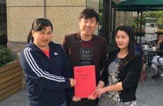 【联盟快报】苏州瞿女士、成女士:托马斯寄托着我们的教育梦